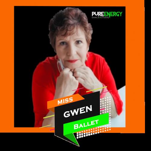 Gwen Ballet Teacher